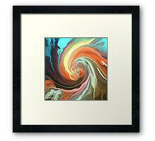 Send Me A Sign ~ Abstract31/WALL  ART+Clothing & Stickersּּ+Pillows & Totes+Laptop Skins+Cases+Cards +Mugs Framed Print
