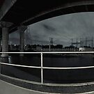 Moonee Ponds Creek by Marcel Lee