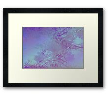 Electric Pulses Framed Print