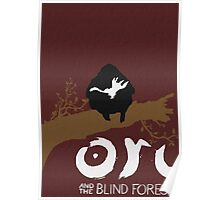 Ori And The Blind Forest Poster Poster