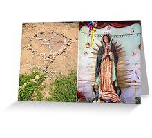 San Miguel de Allende - Postcard 23 Greeting Card