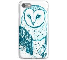 Owl Tee iPhone Case/Skin