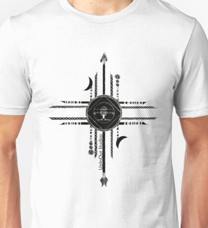Village in the Sky Unisex T-Shirt
