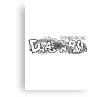 Dragonball! Canvas Print