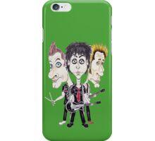 Punk Rock Caricature Drawing iPhone Case/Skin