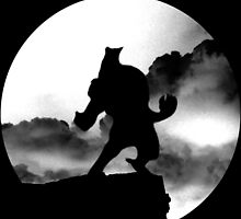 Lycan on the Edge by ProxishDesigns