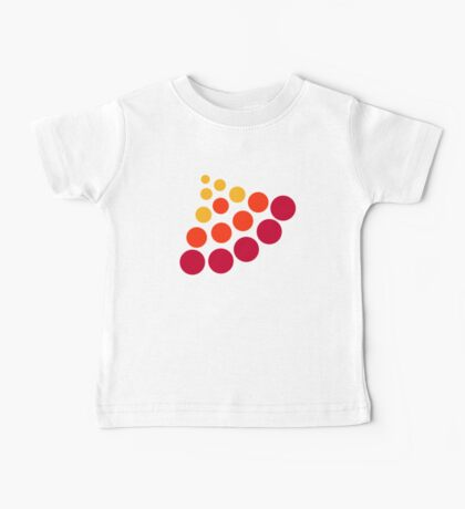 Colored circles Baby Tee