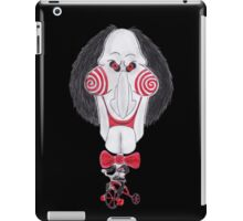 Horror Movie Puppet Caricature iPad Case/Skin