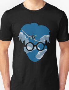 The wind rises. Unisex T-Shirt
