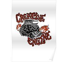 Creative Engine Poster