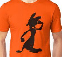 Daxter Silhouette - Black Unisex T-Shirt
