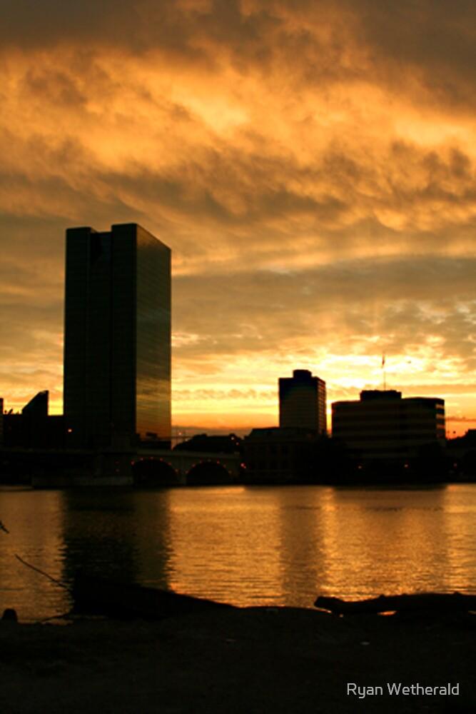 Golden Toledo by Ryan Wetherald