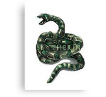 House Slytherin Canvas Print
