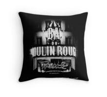 MR Throw Pillow