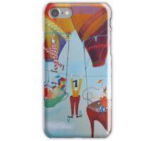 Whimsical Circus iPhone Case/Skin