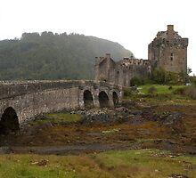 Castle Entrance by Marylou Badeaux