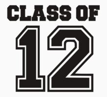 Class of 2012 Kids Clothes