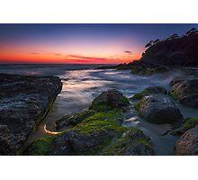 Snapper Sunrise Photographic Print
