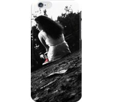 The Face of Innocence iPhone Case/Skin