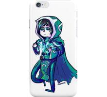 Blue Magic Guy iPhone Case/Skin