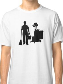 Cleaning service Classic T-Shirt