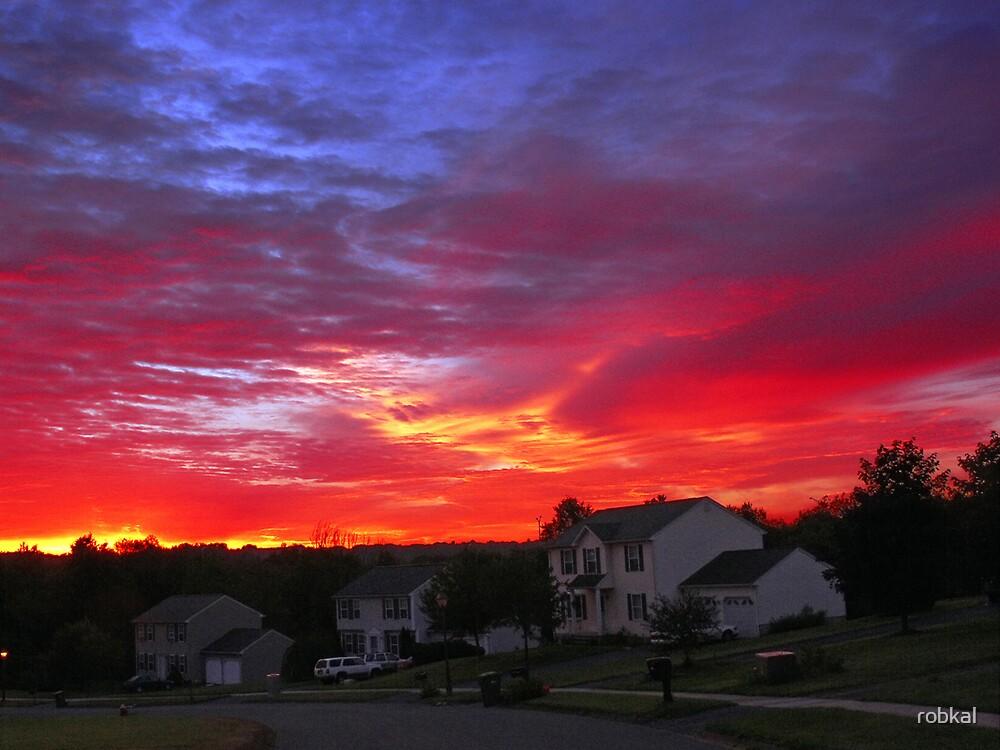 Sunrise SURPRISE by robkal