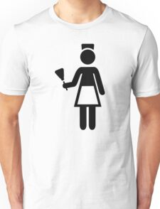 Cleaning housekeeping Unisex T-Shirt
