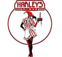 Eat at harleys  by Sean Corbin