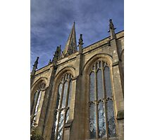 Church of St Mary the Virgin , Oxford, England Photographic Print
