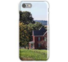 Rural Ride iPhone Case/Skin