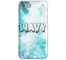 #WAVY# iPhone Case/Skin