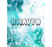 #WAVY# Photographic Print