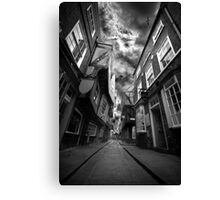 The Shambles Canvas Print