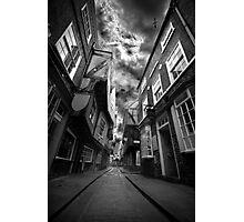 The Shambles Photographic Print