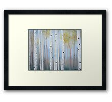 Breath of Light Framed Print