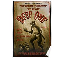 Deep One Sideshow Poster