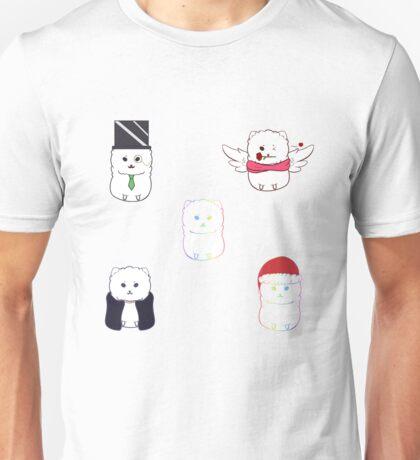 Puppato Sheet  Unisex T-Shirt