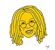 Whoopi Cushion - Yellow Photographic Print