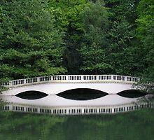 Walk The Bridge by Melissa Purves