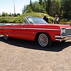 1964 Chevy Impala Convertible by kenmo