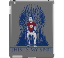 The Iron Throne Paradox iPad Case/Skin