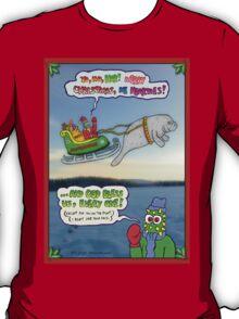 Merry Christmas From Spiky-Santa & Spiky-Git T-Shirt