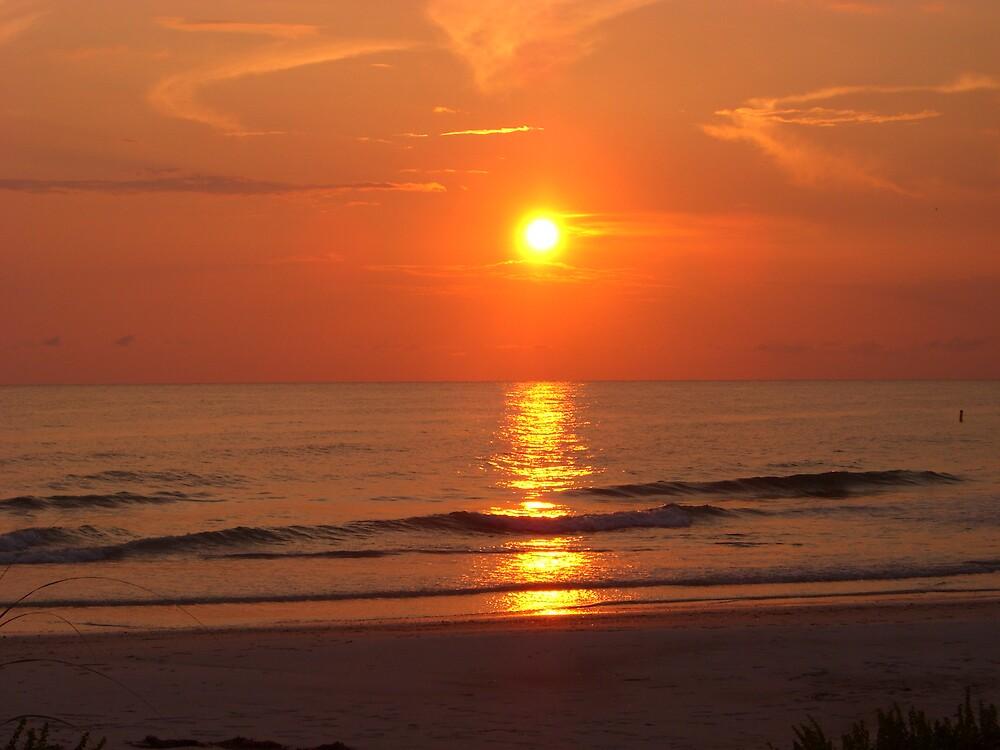Sunset (1) by Francesca Lian