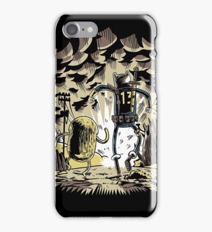 Wasteland Time iPhone Case/Skin