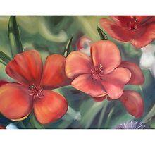 Orange Garden by LFVA