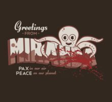 Greetings FromMiranda T-Shirt