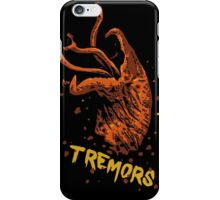 Tremors shirt and product design iPhone Case/Skin