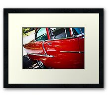 Antique Bel-Air Framed Print