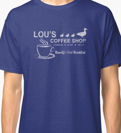 LOU'S COFFEE SHOP (Fargo) Classic T-Shirt
