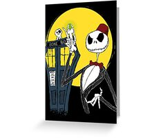 Bone Ties are cool Greeting Card